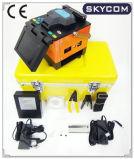 Инструментальный ящик сплавливания оптического волокна Skycom T-107h соединяя