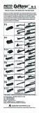 Accessoires plats multifonctionnels brevetés d'automobile/voiture de lame d'essuie-glace