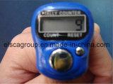 Contador quente do dedo do contador do registro do anel dos dígitos da venda 5 (EH02)