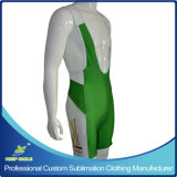 Custom DesignのカスタマイズされたSublimation Cycling Bib Short