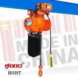 220volts 3 Tonnen-elektrische Kettenhebevorrichtung mit 2 anhebenden Geschwindigkeiten