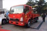 HOWO 가벼운 의무 트럭 3ton 화물 트럭