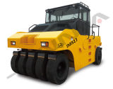 Machine de route rouleau à pneumatiques à roues 27 par tonnes (JM927)