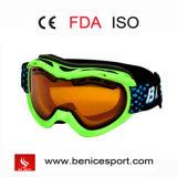 Óculos de proteção da neve dos cabritos/crianças (SNOW-2400)