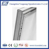 caixa leve do diodo emissor de luz do frame instantâneo da espessura YGY22 de 22mm
