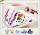 Emulsor Pgms E477 de los ingredientes del gel del helado del monoestearato del glicol de propileno