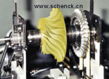 Macchina d'equilibratura dinamica di Schenck per l'industria æreonautica (HL)