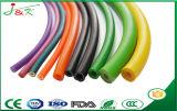 Tubo de goma del tubo del manguito del PVC del silicón del OEM para las piezas de automóvil