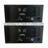 D2450 450W+450W 2 Module van de Spreker DSP van klasse-D van het Kanaal de Actieve