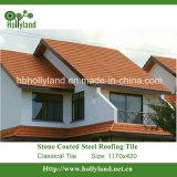 Каменная Coated плитка толя металла (классическая плитка)