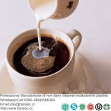 Não desnatadeira da leiteria para o chá do leite