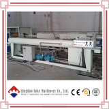 Machine de la ligne d'extrusion de double pipe de PVC de plastique/PVC