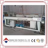 Máquina da linha da extrusão da tubulação dobro do PVC do plástico/PVC