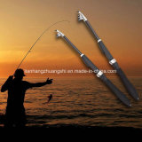 Fibra Rod de vidro da alta qualidade, pesca pólo