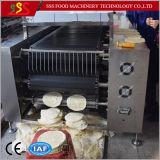 선 어린 가지를 만드는 중국에 있는 포장 생산 라인 아라비아 케이크 기계 케이크 기계 제조자를 구른 기계 팬케이크에 Kubba
