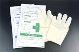 Медицинские естественные перчатки рассмотрения латекса