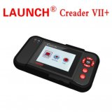 Lancement Creader VII+ Crp123, diagnostic automatique