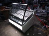 Italienische Eiscreme-Bildschirmanzeige-Gefriermaschine Soem-Fabrik
