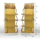 Banco di mostra della contro parte superiore di legno della memoria di trucco per le vendite delle estetiche