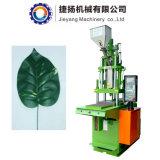 プラスチック葉の単一のスライドの縦のプラスチック注入機械