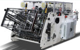 Scatola di carta Hbj-D1200 che erige formando macchina alla casella di carta di fabbricazione
