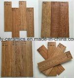 Foshan 최신 판매 세라믹 나무로 되는 지면 도와