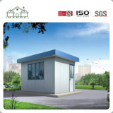 Villa d'acciaio prefabbricata della Camera prefabbricata pieghevole di lusso del contenitore fatta in Cina