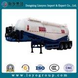 중국 상표 45m3 v 유형 대량 반 시멘트 트레일러