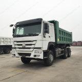 371HP Sinotruk HOWO 6X4 25 тонн тележки сброса