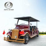 Coche eléctrico de calidad superior del carro eléctrico del combustible de 8 Seaters