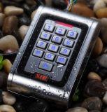 Contrôle d'accès autonome hautement imperméable à l'eau de clavier numérique