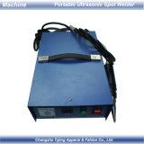 De ultrasone Draagbare Plastic Machine van het Lassen