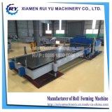 Machine de mise à niveau et de découpage pour le feuillard en acier