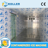 40feet 콘테이너에 있는 Koller의 하는 얼음 저장을%s Containerized 찬 룸