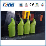 Машина прессформы дуновения штрангя-прессовани одиночной станции Tonva 5L для бутылок автотракторного масла