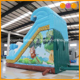 美しい動物の膨脹可能なサファリのスライド、大きく膨脹可能な子供のスライド(AQ01408)