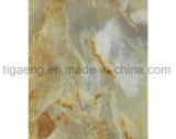 Низкая цена гофрировала/трапецоидальная/застекленная цветастая плита толя PPGI/PPGL стальная