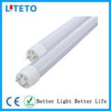 Alta lámpara del tubo del claro de la calidad de la cubierta LED T8 1200mm