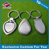 Metallauto-Form Keychain der Qualitäts-3D für Geschenk