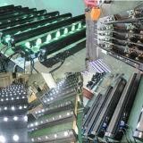 Träger-bewegliches Hauptstadiums-Licht der Änderungs-8X10W der Farben-LED