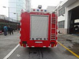 Isuzu 4X2 10ton 4cbm Foam Fire Engine