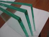 Aangemaakt Glas voor de Luifel van het Glas