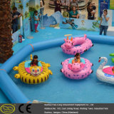 Монетка Operated Battery - приведенное в действие Inflatable Electric Bumper Boat для Kid