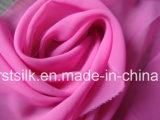 Tela Chiffon de seda do estiramento