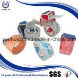 2016 ventas calientes en cinta cristalina del mercado BOPP de Irán