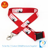 Kundenspezifisches Promotional Sublimation Lanyard für Sports, Events, Party (LN-0141)