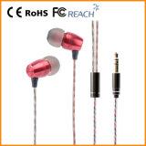Fone de ouvido móvel da alta qualidade com controle de volume e Mic (REP-819)
