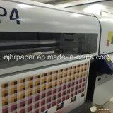 45、55、70、80、90、100、120の140GSM織物のための高速印刷の昇華転写紙のジャンボロール
