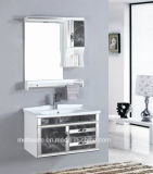 Badezimmer-Eitelkeit Allen-Roth/an der Wand befestigte Kuriosität-Schränke/Kurbelgehäuse-Belüftung
