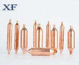 Modificar el acumulador para requisitos particulares de cobre para el refrigerador
